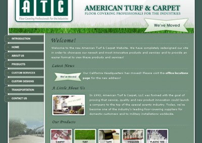 American Turf & Carpet