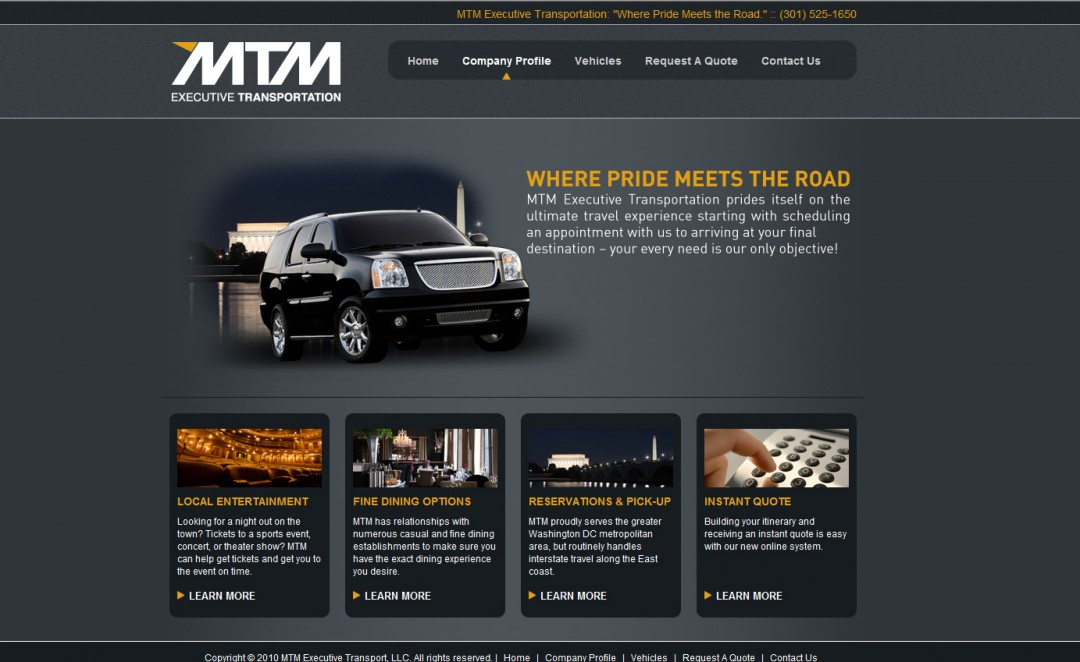 MTM Executive Transporation