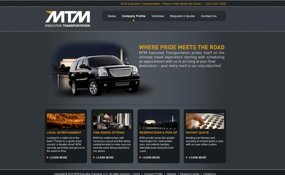 MTM Executive Transporation