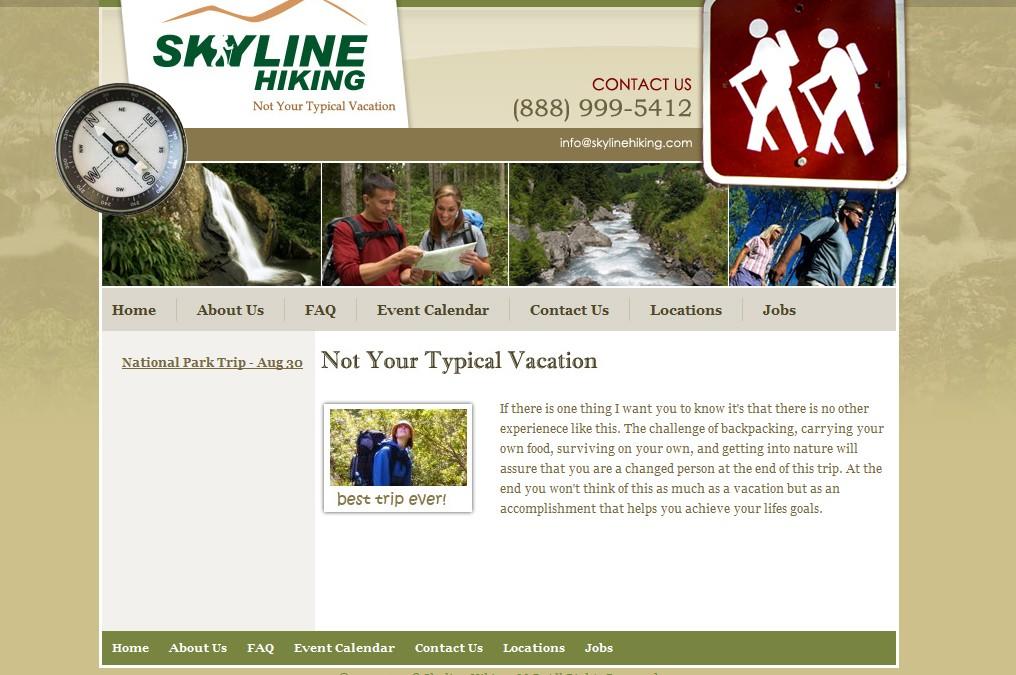 Skyline Hiking