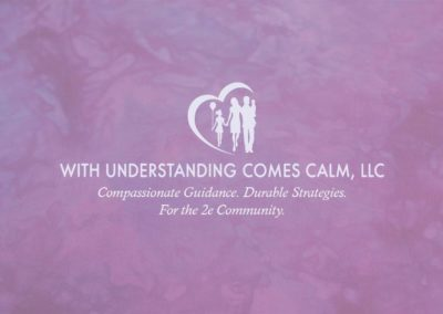With Understanding Comes Calm