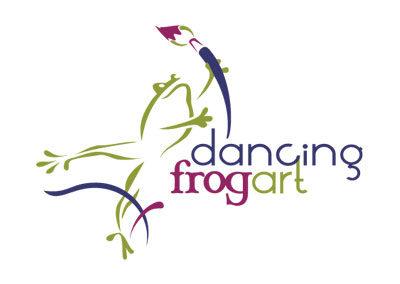 Dancing Frog Art